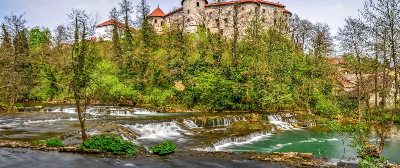 Green Adventure - Muharjenje na reki Krki Žužemberk