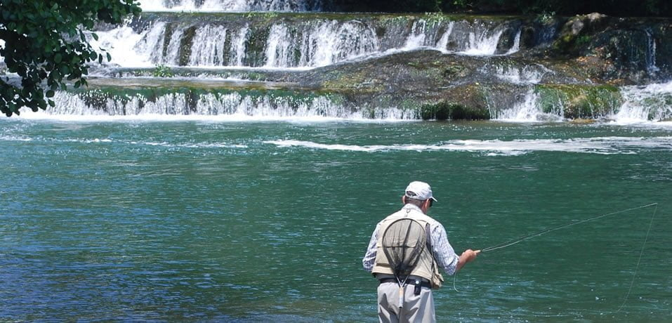 Green Adventure - Muharjenje na reki Krki