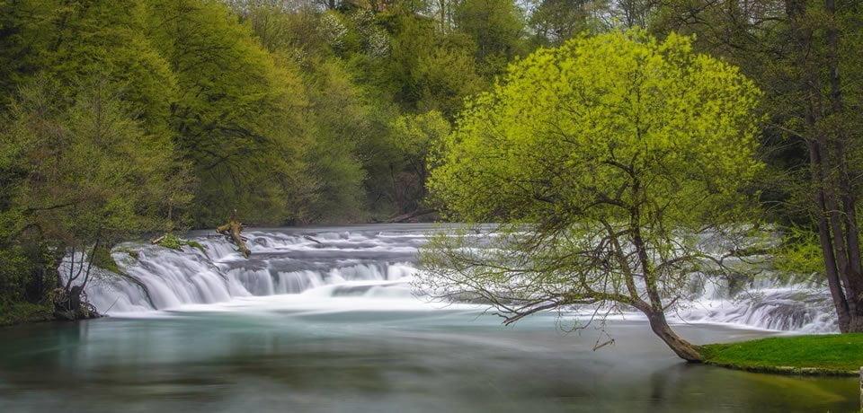 Green Adventure - Reka Krka - Slapovi Žužemberk