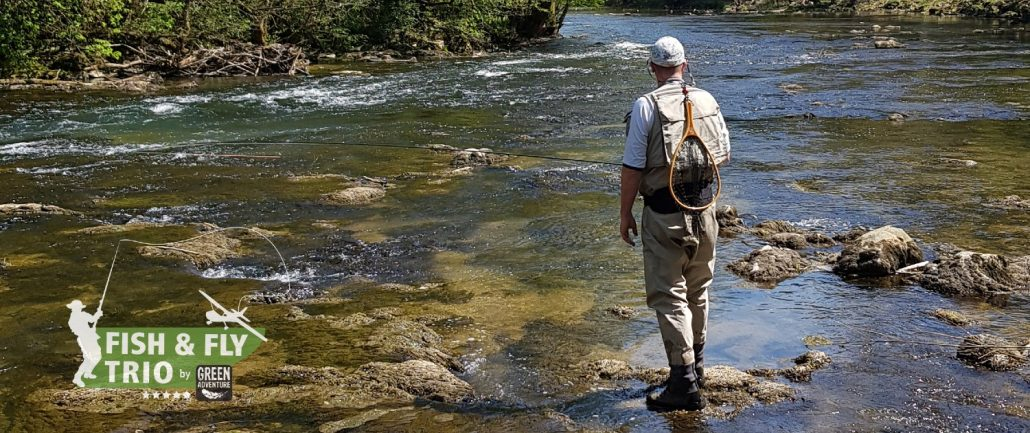 Fly fishing Slovenia - Green Adventure