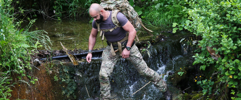 Survival in nature Slovenia